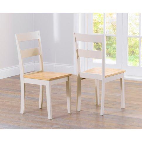 Chiltern Cream Dining Chairs (Pairs)