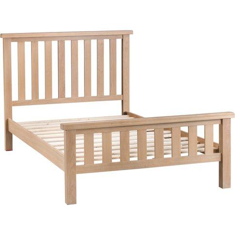 Ruby Oak Kingsize Bed Frame