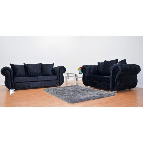 Windsor 3 Seater & 2 Seater Hand Crafted Sofa