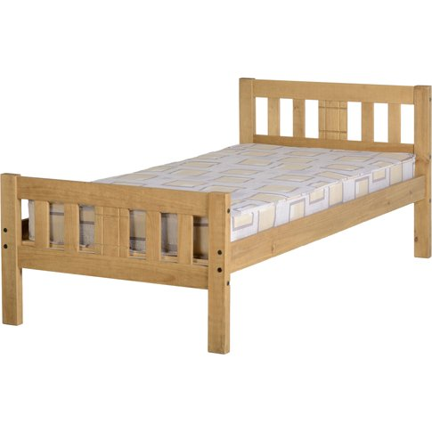 Rio Bed In Pine