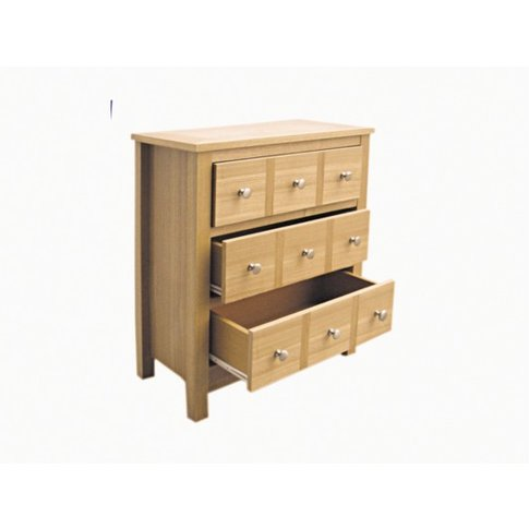 Oakridge Multi Drawer Chest