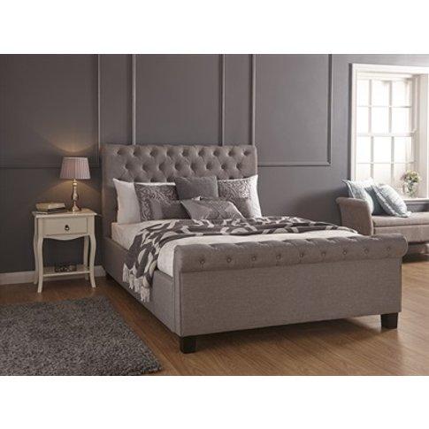 Layla Ottoman Grey