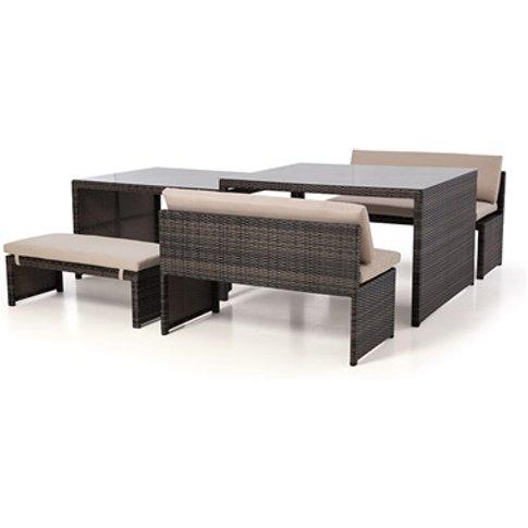 Lyon Sofa Dining Set