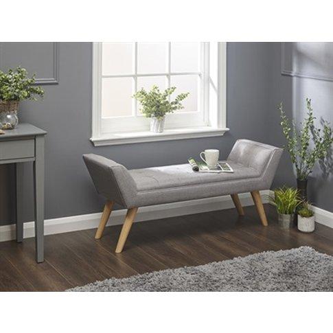 Milan Upholstered Bench