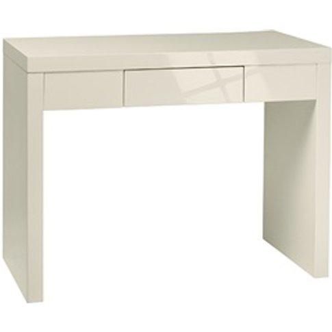 Puro 1 Drawer Dressing Table