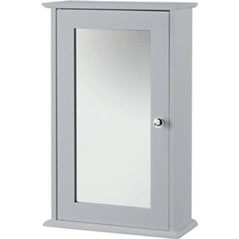 Alaska Wall Cabinet With Mirror