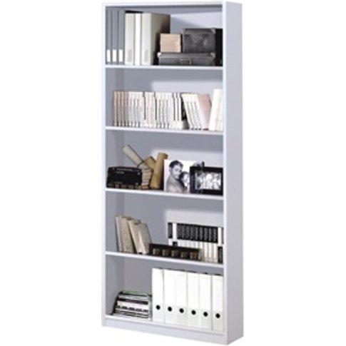 Arctic Bookcase White