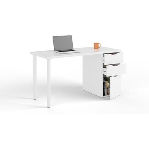 Arctic Computer Desk Reversible
