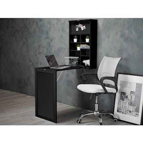 Arlo Foldaway Wall Desk