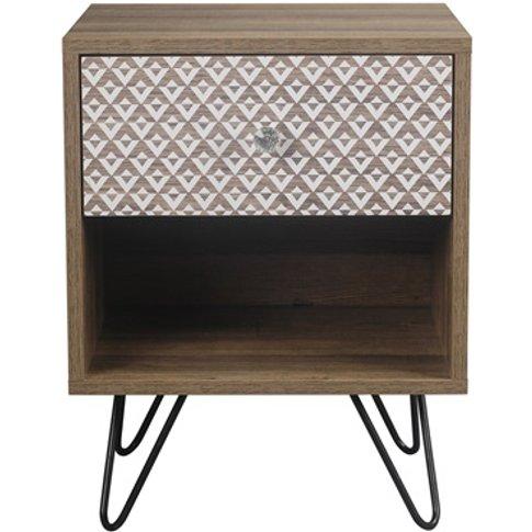 Casablanca Lamp Table