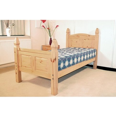 Corona Bed High Footend
