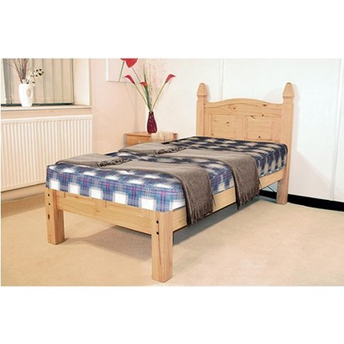 Corona Bed Low Footend