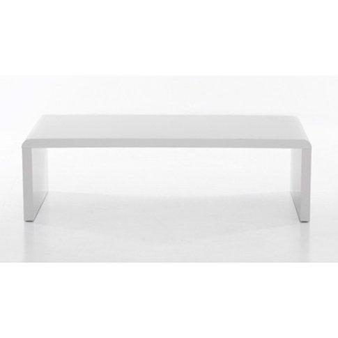 Cutler High Gloss Coffee Table White