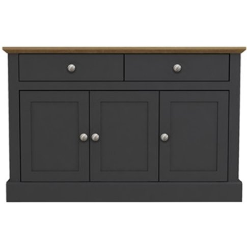 Devon 3 Door 2 Drawer Sideboard