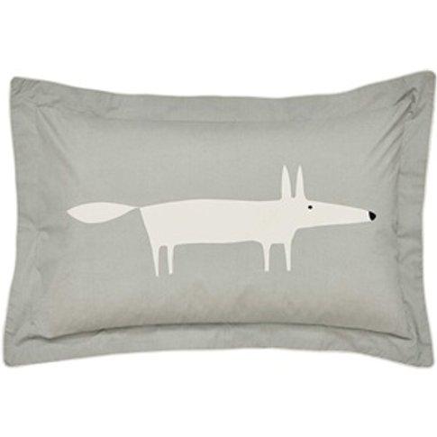 Mr Fox Oxford Pillowcase
