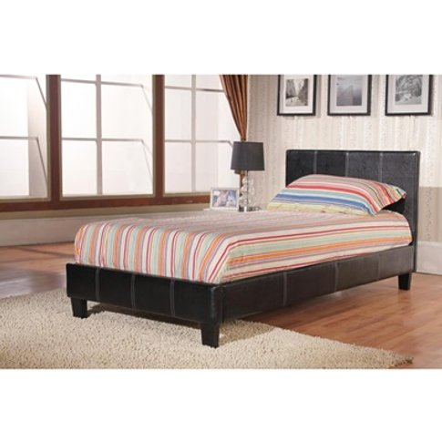 Haven Pu Faux Leather Bed