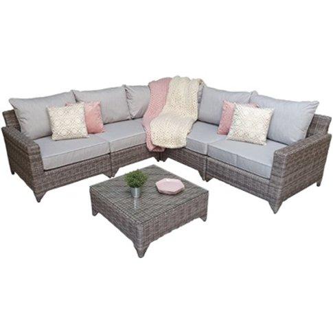 Helena Modular Corner Sofa - Grey
