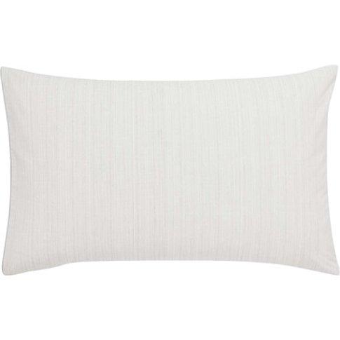 Hortensia Blossom Housewife Pillowcase Silver