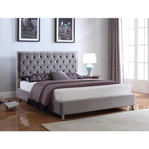 Izabel Velvet Bed