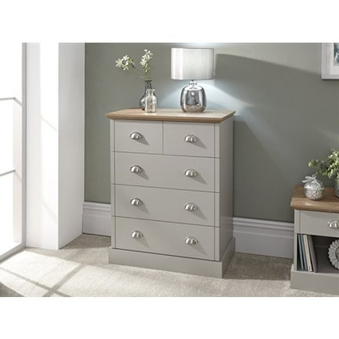 Kendal 2+3 Drawer Chest