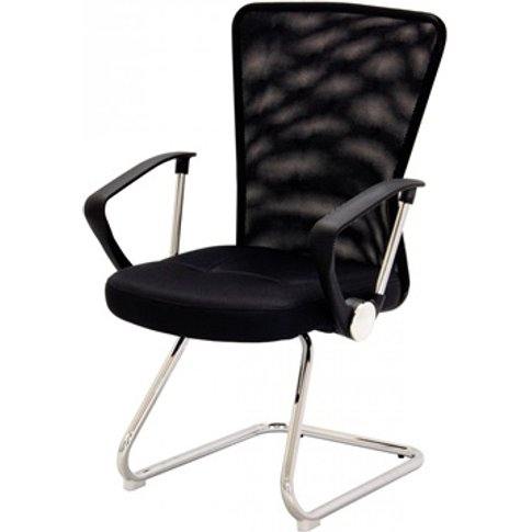 Keswick Office Chair Black And Charcoal