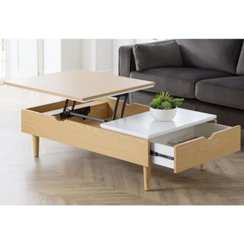 Latimer Lift-Up Coffee Table