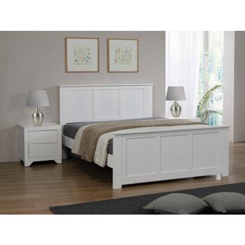 Mali Bed White