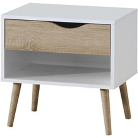 Mapleton Bedside Table