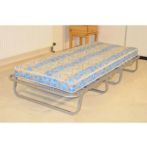 Miami Folding Bed Silver