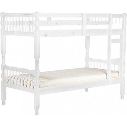 Milano Pine Bunk Bed