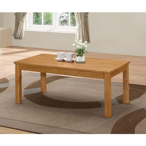 New York Coffee Table Natural Oak