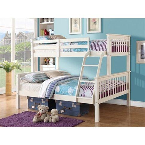 Novaro Trio Bunk Bed