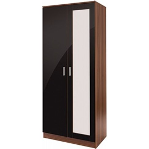 Ottawa 2 Door Wardrobe With Mirror