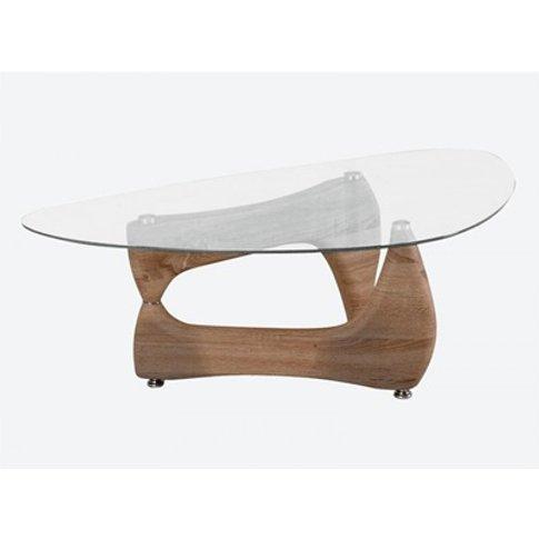 Paco Glass Coffee Table