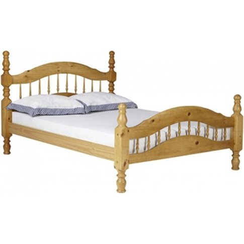 Padova Pine Bed