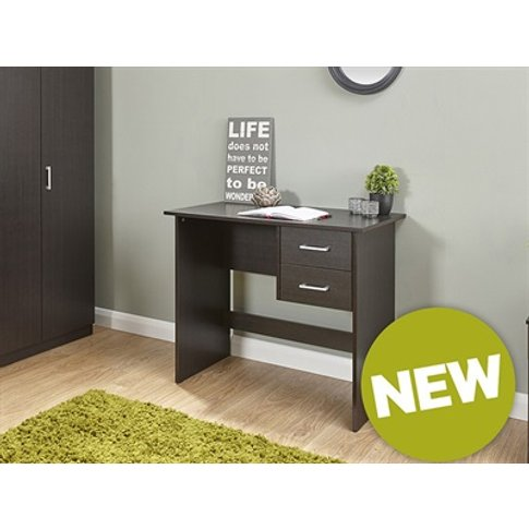 Panama 2 Drawer Desk