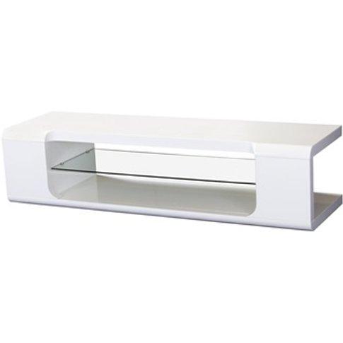 Parker High Gloss Tv Cabinet