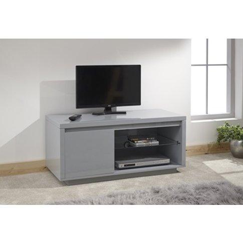 Polar High Gloss Led Tv Unit