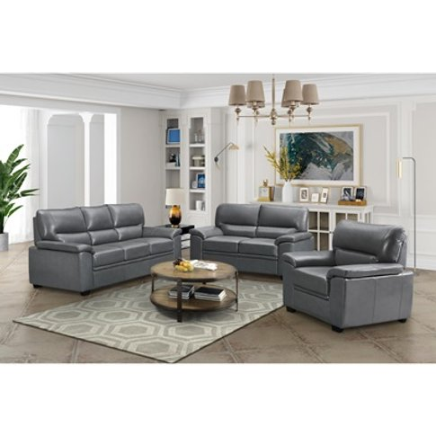 Rachel Sofa Leathergel And Pu Armchair