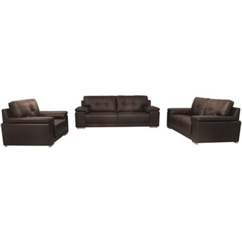 Ranee Bonded Leather And Pu 2 Seater Sofa