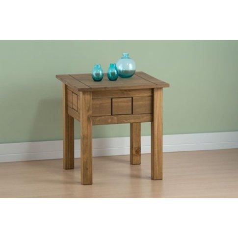 Santiago Lamp Table