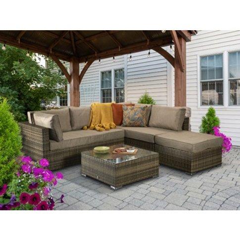 Savannah Corner Sofa Set