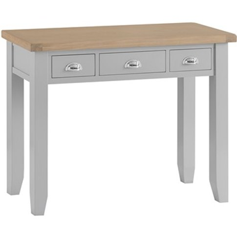 Southwold Grey Dressing Table