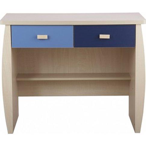 Sydney Blue Desk