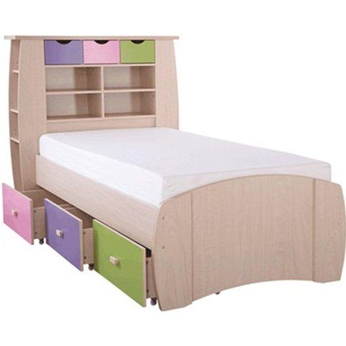 Sydney Pastel Storage Bed