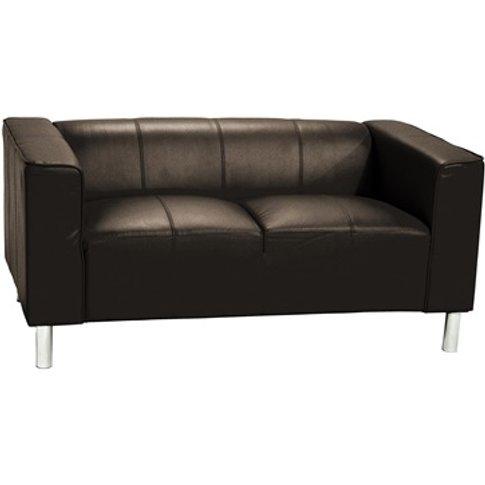 Toscana Faux Leather 2-Seater Sofa