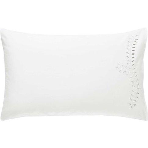 Trailing Jenny Housewife Pillowcase White