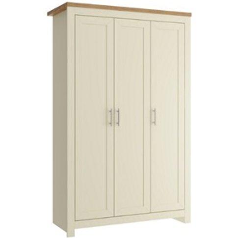 Winchester 3 Door Wardrobe