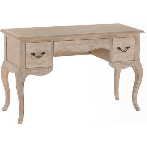 Limor Oak Dressing Table