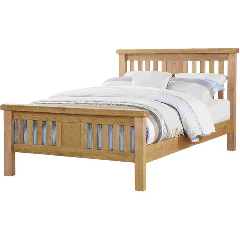 Newlyn High End Double Bed